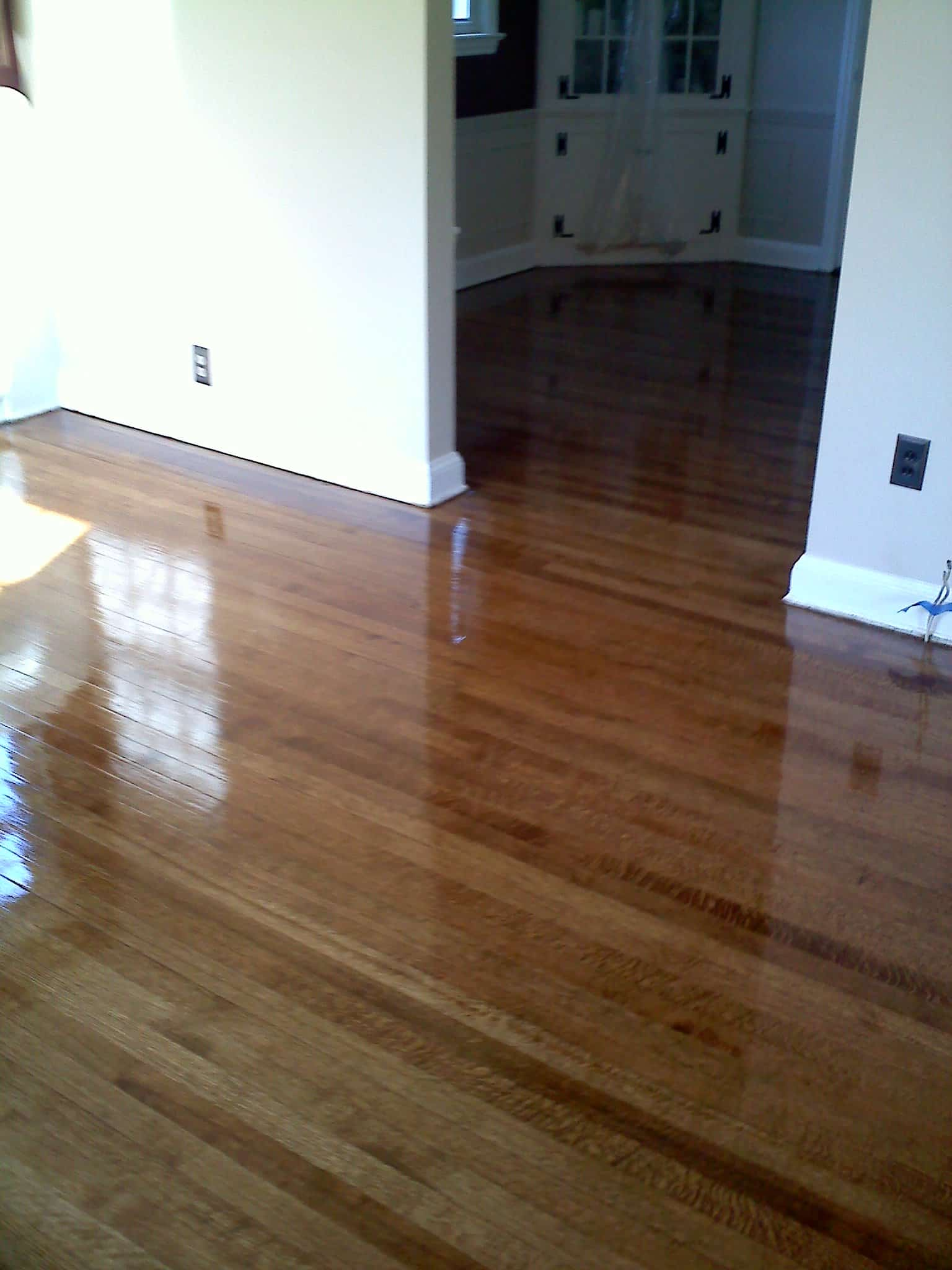 Refinishing restoring hardwood flooring merrick long for Hardwood flooring inc