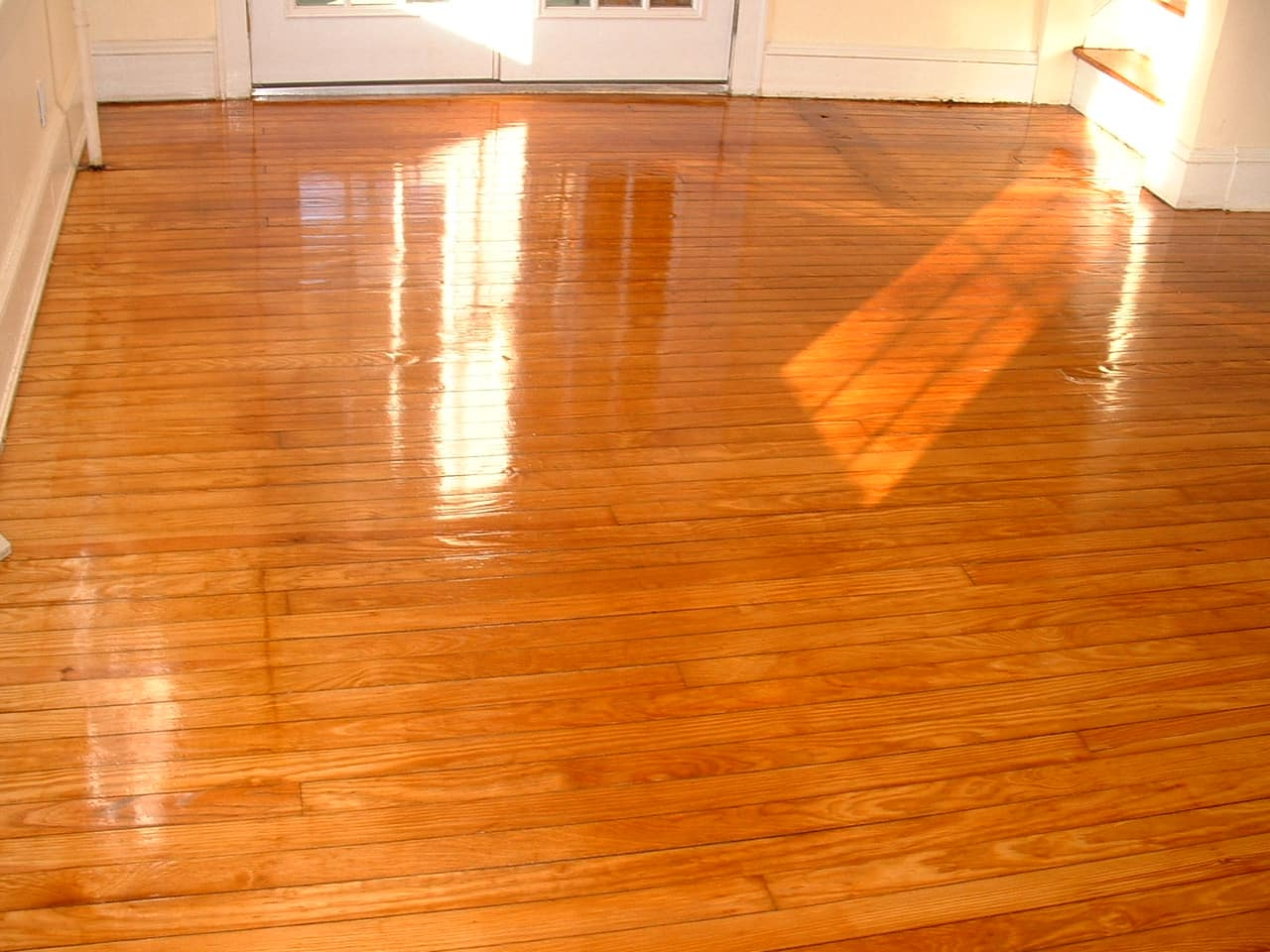 Hardwood floor refinishing brooklyn ny advanced for Sanding hardwood floors