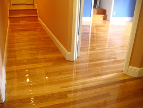 Long island wood floor sanding refinishing install for Sanding hardwood floors