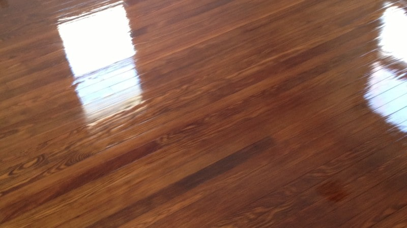 How to Fix a Scratched Hardwood Floor