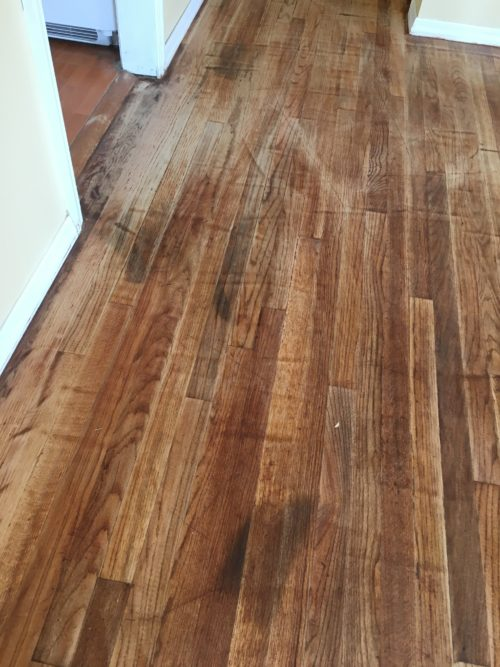 hardwood floor refinishing cheapest contractor