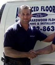 Long Island NY hardwood floor contractor, Joe Palumbo