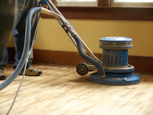 Cost to refinish hardwood floors on Long Island, NY