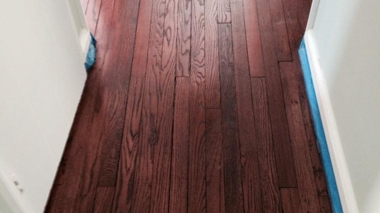 refinish old hardwood floors long island NY AFTER