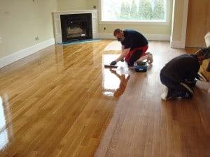 Refinishing Hardwood floors long island NY