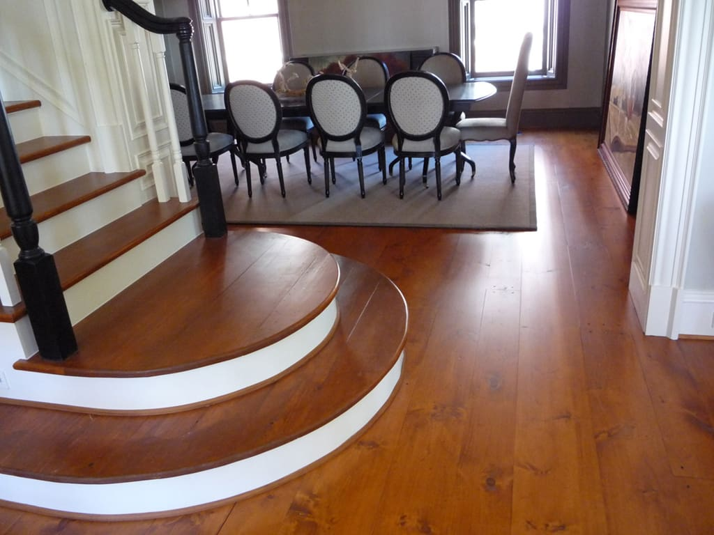 Wood Staircase Refinishers Long Island NY